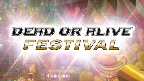DEAD OR ALIVE FESTIVAL