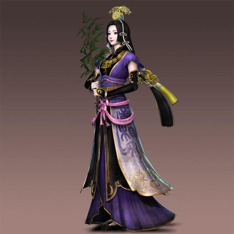Zhang chunhua dynasty warriors 8