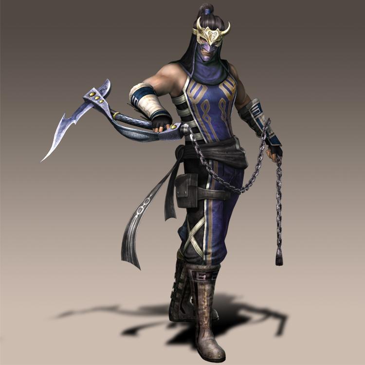 Warriors Orochi 3 Character List: Warriors Orochi 3/Hyper/Special DLC