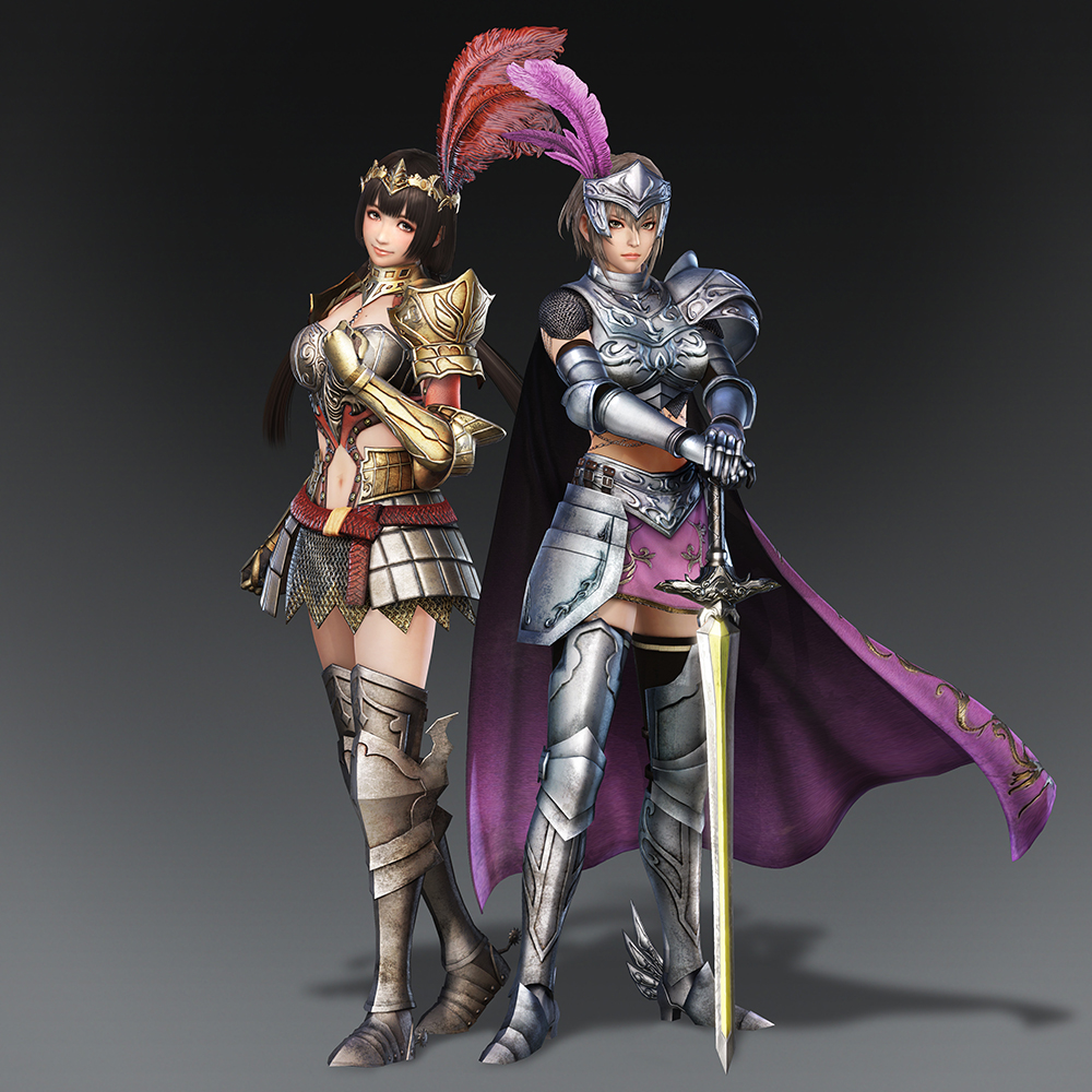 Warriors Orochi 3 Psp Nicoblog: How Lu Lingqi Proves Why Warriors Orochi 4 Has No DLC