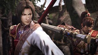 on Zhou Yu s clothed arm  Zhou Yu Dynasty Warriors 8