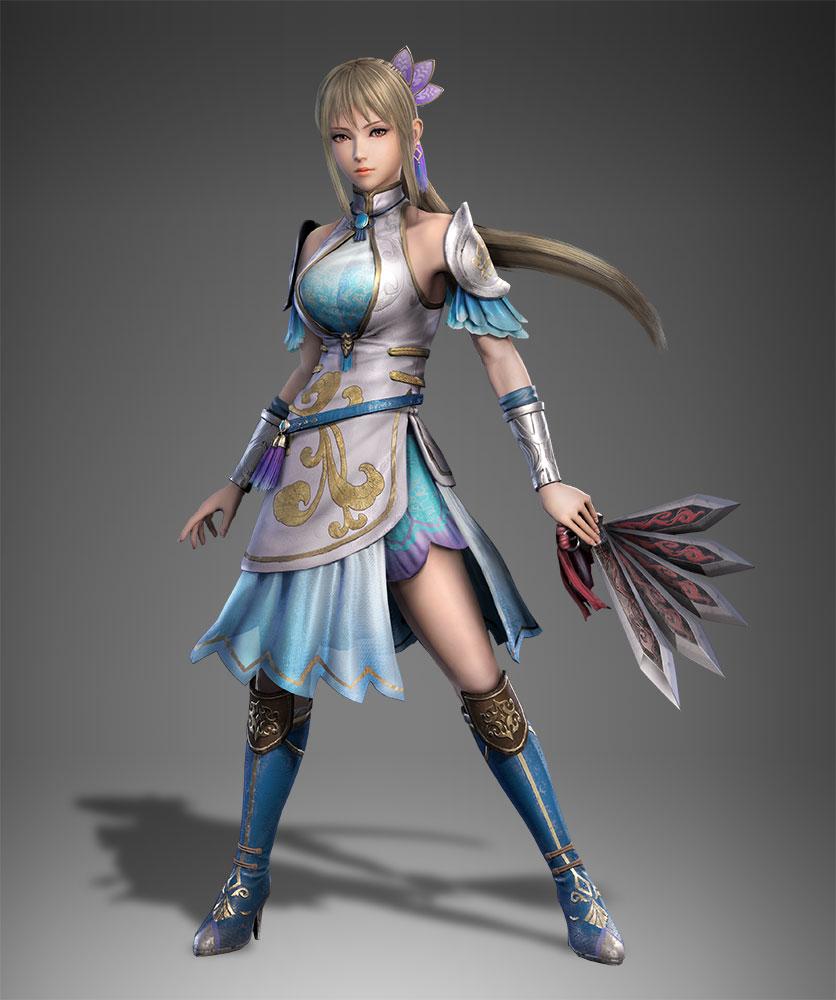 Warriors Orochi 3 Lian Shi: 真・三國無双8:王元姫