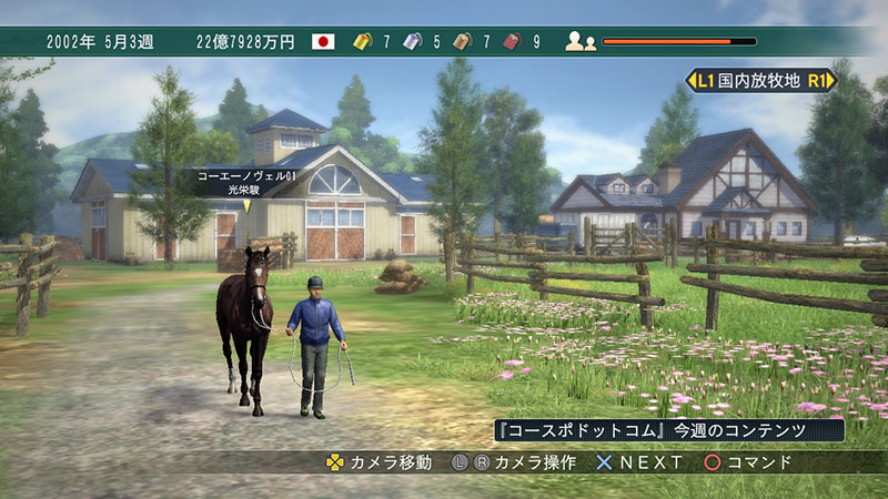 horse riding games ps4