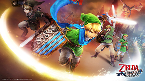 Un millon de Hyrule Warriors