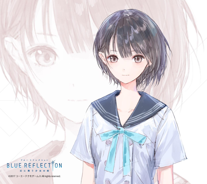 Blue Reflection キャラクター推しメン人気投票